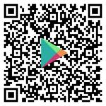 愛廿字APP Google Play QR